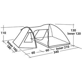 Easy Camp Corona 300 Tent